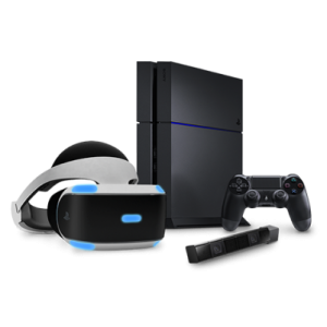 PlayStation VR + Камера + Move